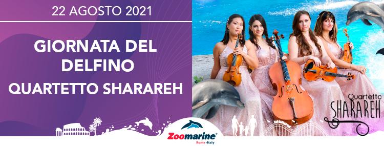 Giornata del Delfino Quartetto Sharareh