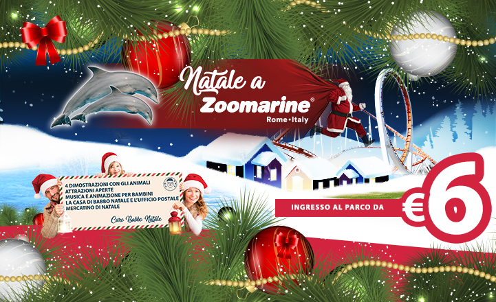 NATALE A ZOOMARINE